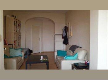 Appartager BE - Charmante colocation super bien située avec une coloc géniale - Etterbeek, Bruxelles-Brussel - 375 € / Mois