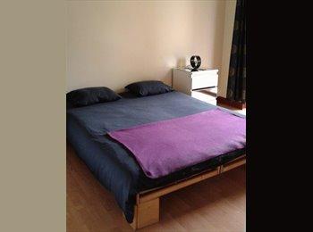 Appartager BE - Chambre ensoleillée sans domicile possible , Jette - 480 € / Mois