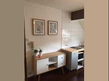 Cosy studio in the centre of Brussels