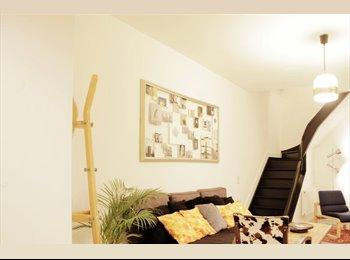 Appartager BE - Élégante maison de 3 chambres avec charges comprises à louer - le Pentagone (centre ville), Bruxelles-Brussel - 4.151 € / Mois