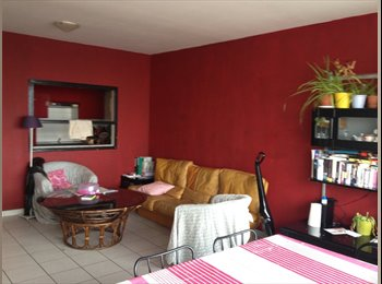 Appartager BE - Furnished flat, great location for €314 a month! - Ixelles-Elsene, Bruxelles-Brussel - 314 € / Mois