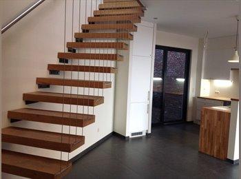 Appartager BE - Il ne s'agit pas seulement d'une chambre dans un loft spacieux, mais d'un véritable projet de co-liv - Forest-Vorst, Bruxelles-Brussel - 650 € / Mois