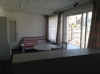 Appartager BE - Studio meublé proche des commerces/transports - Furnisched studio nearby shopping and transports - Woluwe Saint Lambert - Sint Lambrechts Woluwe, Bruxelles-Brussel - 600 € / Mois