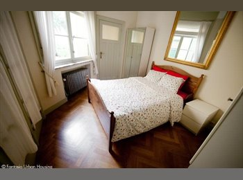 Appartager BE - Une chambre charmante à louer - Schaerbeek Schaarbeek, Bruxelles-Brussel - 590 € / Mois
