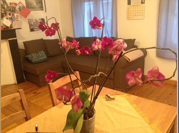 Appartager BE - Apartment to rent - short staying - Flagey - Ixelles-Elsene, Bruxelles-Brussel - 600 € / Mois