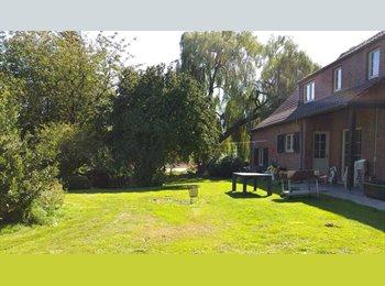 Appartager BE - villa à 2min de LLn - Louvain-la-Neuve, Louvain-la-Neuve - 340 € / Mois