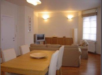 Appartager BE - One room available in a 2 bedroom flat, Bruxelles-Brussel - 475 € / Mois