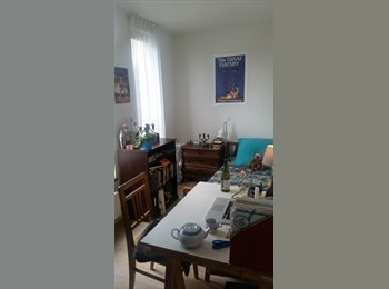 Appartager BE - Furnished Room for Rent in Very Nice Brussels Apartment! - Schaerbeek Schaarbeek, Bruxelles-Brussel - 420 € / Mois