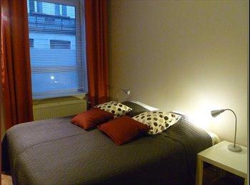 Appartager BE - Charmant petit appartement au rez d'une maison bruxelloise, Bruxelles-Brussel - 680 € / Mois