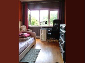 Appartager BE - Sous-location Septembre jusqu'à mi-octobre (à discuter), Auderghem-Oudergem - 400 € / Mois