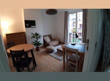 Bruxelles - 2 chambres à louer dans maison