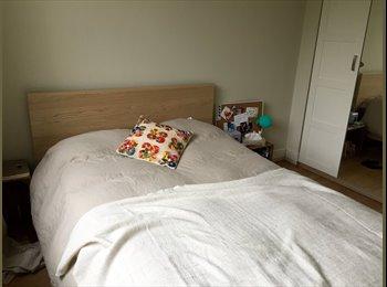 Appartager BE - 1 chambre double meublée à Auderghem - 480 eur., Auderghem-Oudergem - 480 € / Mois