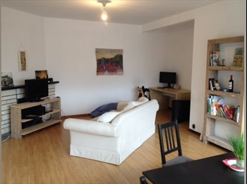 Appartager BE - Looking for 1-2 roommates, great place by Simonis metro (FROM JULY), Bruxelles-Brussel - 375 € / Mois