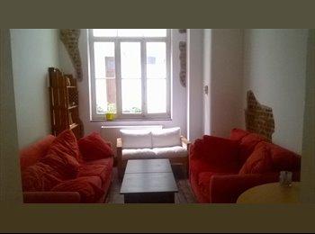 Appartager BE - Chambre dans une maison en colocation, Saint-Gilles, Bruxelles-Brussel - 390 € / Mois