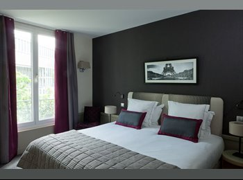 Appartager BE - CHAMBRE A LOUER, Bruxelles-Brussel - 350 € / Mois