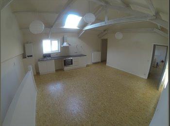 Appartager BE - Magnifique Loft Duplex Neuf à louer, Liège - 345 € / Mois