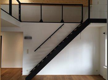 Appartager BE - Magnifique loft de 106m2 pour colocation 3 jeunes travailleurs., Chaumont-Gistoux - 950 € / Mois
