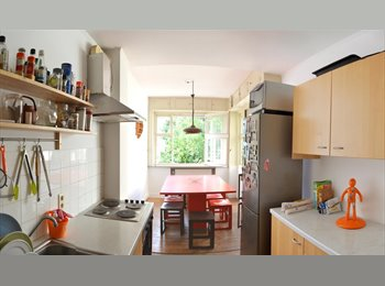 Appartager BE - Chambre dans colocation libre immédiatement, Uccle - 370 € / Mois