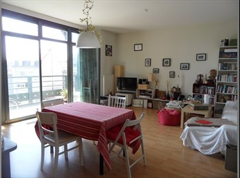 Appartager BE - Looking for a new flatmate, Molenbeek-Saint-Jean - 520 € / Mois