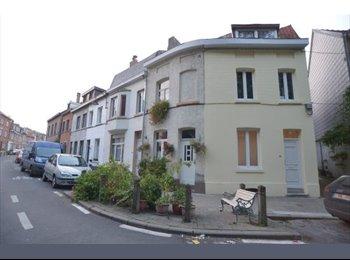 Appartager BE - URGENT ! A Louer : une chambre dans charmante maison à Auderghem, Auderghem - 350 € / Mois
