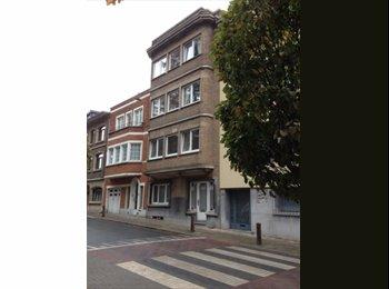 Appartager BE - Coloc (grande chambre meublée) dans un appartement 2 chambres, Bruxelles-Brussel - 450 € / Mois