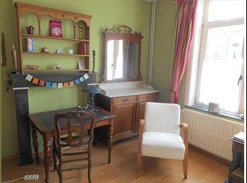 Appartager BE - chambre à louer, Ottignies-Louvain-la-Neuve - 310 € / Mois