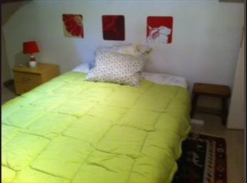 Appartager BE - belle chambre à louer meublée pour étudiant ou salarié sérieux., La Louvière - 350 € / Mois