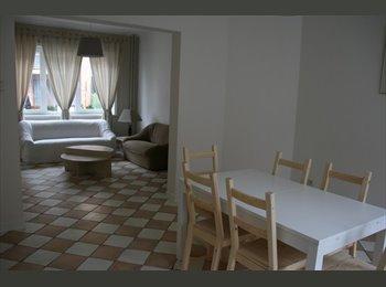 Appartager BE - Chouette colocation rapidement disponible, Ottignies-Louvain-la-Neuve - 490 € / Mois