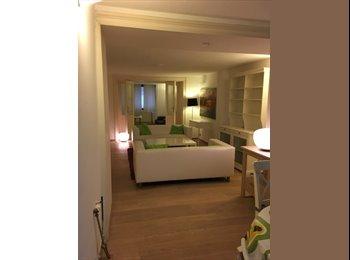 Appartager BE - BAIL À REPRENDRE - Appartement 2 chambres – 90m²; plein centre// Flat 2 bedrooms– 90sqm; city centre, Bruxelles - 950 € / Mois
