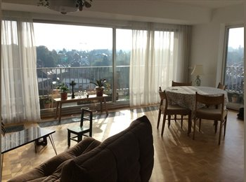 Appartager BE - Chambre à louer, place Keym, Watermael-Boitsfort - 550 € / Mois