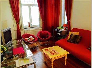 Appartager BE - Appartement meublé place Stéphanie, Ixelles - 800 € / Mois