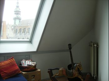 Appartager BE - Chambre en plein coeur de Mons , Mons - 360 € / Mois
