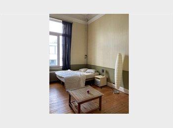 Une grande chambre dans une belle maison de maître