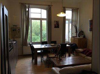 Appartager BE - Chambre dans une jolie maison à Watermael-Boitsfort , Watermael Boitsfort - Watermaal Bosvoorde - 430 € / Mois