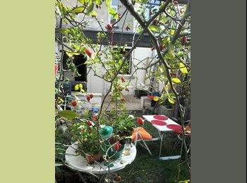 Anderlecht, chambre dans maison avec jardin