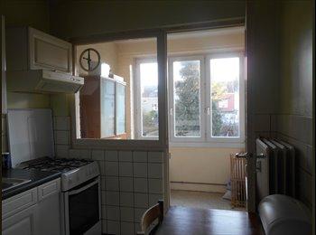 Chambre à louer dans un appartement situé à demey