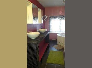 Appartager BE - chambre disponible près de HE condorcet et gare de Saint-Ghislain, Saint-Ghislain - 400 € / Mois
