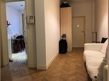 Appartager BE - Room near the European Parliament, Ixelles-Elsene - 425 € / Mois