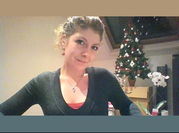 Appartager BE - sarah - 28 - Wavre