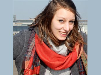 Appartager BE - AnnSophie - 23 - Bruxelles-Brussel
