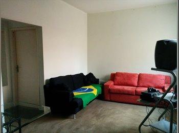 EasyQuarto BR - Quarto individual em republica- vila mariana/ individual room for rent - vila mariana - Vila Mariana, São Paulo capital - R$ 900 Por mês