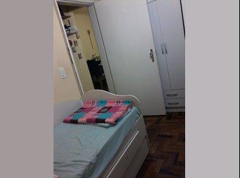 EasyQuarto BR - Estamos procurando 01 nova colega de quarto., Porto Alegre - R$ 450 Por mês