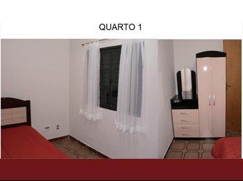 EasyQuarto BR - Pensionato Campestre - Santo André, RM - Grande São Paulo - R$ 650 Por mês