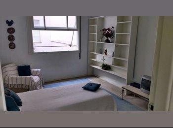 EasyQuarto BR - Alugo quarto em Ipanema, próximo ao metrô e à praia. - Ipanema, Rio de Janeiro (Capital) - R$ 1.600 Por mês