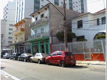EasyQuarto BR - Quarto individual mobiliado Vila Mariana / Vila Clementino perto do metro,   UNIFESP /  ESPM / Belas - Vila Mariana, São Paulo capital - R$ 399 Por mês