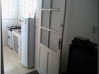 EasyQuarto BR - Suite 15 m2 Vila Mariana,  com varanda, banheiro privativo, mobiliada, Interenet 50 mg próximo ESPM  - Vila Mariana, São Paulo capital - R$ 599 Por mês