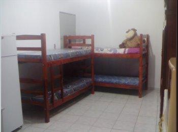 EasyQuarto BR - QUARTO EM MOGI DAS CRUZES (MOÇAS) - Mogi das Cruzes, RM - Grande São Paulo - R$ 300 Por mês