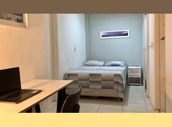 EasyQuarto BR - Nice room for rent in Botafogo - Botafogo, Rio de Janeiro (Capital) - R$ 1.850 Por mês