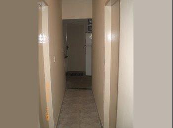 quarto ,sala e  cozinha mobiliado