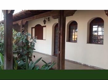 EasyQuarto BR - RECOMENDADA pela UFMG(10min.a pé)! - Ouro Preto, Belo Horizonte - R$ 480 Por mês
